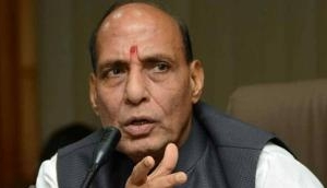 Rajnath Singh embarks on three-day visit to Mozambique