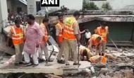 Building collapsed in MP, 3 injured