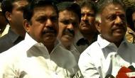 Tamil Nadu CM, Deputy CM distribute relief material in Gaja-hit Pudukkottai