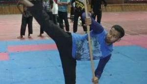 IPSF organises Pencak Silat camp ahead of Asian Games