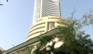 Sensex drops over 100 pts amid thin global trade