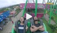 Video:  प्रिया प्रकाश ने एक्सेप्ट किया डरावना चैलेंज, चिल्ला-चिल्लाकर हुआ बुरा हाल