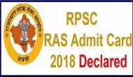 RPSC admit card: RAS/RTS के कॉल-लेटर जारी, rpsc.rajasthan.gov.in पर ऐसे करें डाउनलोड