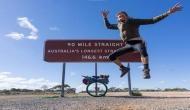 Video: इस युवक ने कर दिखाया अनोखा कारनामा, एक पहिए की साइकिल से घूम ली पूरी दुनिया