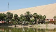 रेगिस्तान के बीचों बीच इस अद्धभुत नजारे को देखकर आपका दिल भी हो जाएगा बाग-बाग