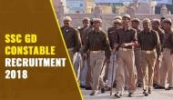SSC GD Constable Recruitment 2018: Good news! Last date for online registration extended; know the last date