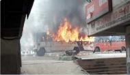 Maratha Protest: Over 100 vehicles burnt in Pune; condition remains worse in Maharashtra