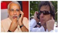 देर रात PM मोदी ने किया पाकिस्तान के इमरान खान को फोन, जानें क्या हुई बात...