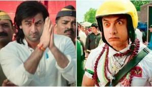 रणबीर की 'संजू' ने 'टाइगर जिंदा है' के बाद आमिर खान की फिल्म को मारी धोबी पछाड़