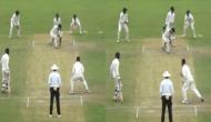 अपनी ही 'ड्रीम बॉल' को देख ये स्पिनर हुआ हैरान, बोल्ड होने के बाद देखता रह गया बल्लेबाज