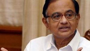 LS Polls: Economy in 'disastrous phase of slowdown', says P Chidambaram