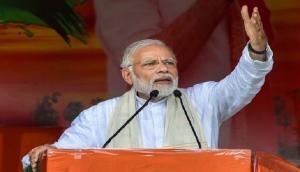PM Modi's Mumbai public event venue changed amid rain threat