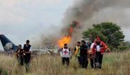 Video: उड़ान भरते ही क्रेश हो गया 97 यात्रियों से भरा विमान, चमत्कार से बची सबकी जान