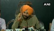'Chowkidar Chor Hai': Navjot Singh Sidhu to PM Modi in Amethi
