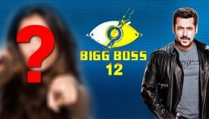 Bigg Boss 12: The first confirmed contestant of Salman Khan's show is...