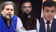 लोकसभा में उठा ABP के पत्रकारों का मुद्दा, मंत्री बोले- चैनल की TRP गिर रही थी