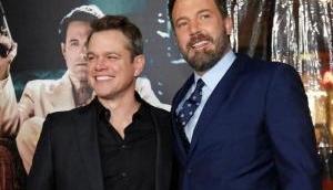 Ben Affleck, Matt Damon team up for upcoming crime movie