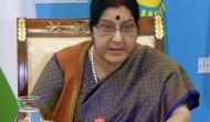 India expects non-discriminatory approach from US on H-1B visa: Sushma Swaraj
