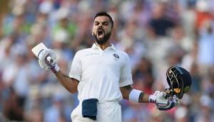 India Vs England: विराट के सामने नतमस्तक हुआ इंग्लैंड, अश्विन ने फिर कुक को किया बोल्ड
