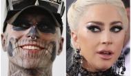 Lady Gaga mourns 'Zombie Boy' Rick Genest's demise