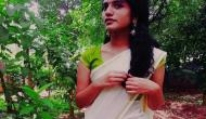 Photos: प्रिया प्रकाश ने साड़ी लुक में ढहाया कहर, इंटरनेट पर मची सनसनी