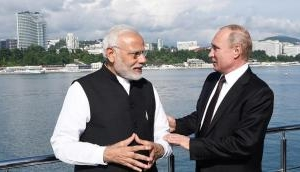 India-Russia hold delegation level talks; Sushma Swaraj and her Russian counterpart Sergei Lavrov meet in Moscow