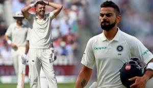 IND Vs ENG, 1st Test: England paceman James Anderson's statement over Virat Kohli will leave you in shock!
