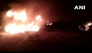 आंध्र प्रदेश के पत्थर खदान में हुआ बड़ा धमाका, 11 की मौत कई लापता