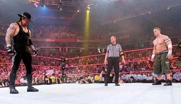 WWE: Undertaker vs John Cena match in SummerSlam uncertain