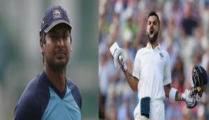 विराट कोहली सचिन,गावस्कर और द्रविड़ को छोड़ बन सकते हैं भारत के महान बल्लेबाज- संगकारा