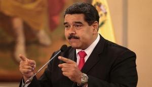 Venezuelan President Nicolas Maduro blames Colombia for drone 'attack'