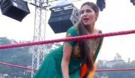 Video: सपना चौधरी ने WWE के रिंग में उतरकर किया ऐसा डांस, सारे पहलवान हो गए धराशायी