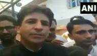 National Conference leader says 'All who died for Kashmir are shaheed'