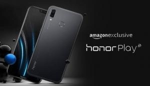 Honor Play की आज हो रही है सेल, स्मार्टफोन को खरीदने का है शानदार मौका