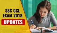 SSC CGL Exam 2018: On this date get your Tier 1 exam schedule