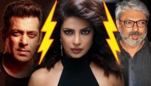Shocking! After Salman Khan, Priyanka Chopra ditches Sanjay Leela Bhansali