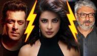 प्रियंका चोपड़ा को सलमान और भंसाली की फिल्म छोड़ने के बाद हॉलीवुड ने दिया तगड़ा झटका