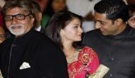 ऐश्वर्या और अभिषेक की अपकमिंग फिल्म 'गुलाब जामुन' में नजर आएंगे अमिताभ बच्चन !