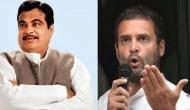 राहुल गांधी का नितिन गडकरी पर तंज- देश भी पूछ रहा है, कहां है नौकरी?
