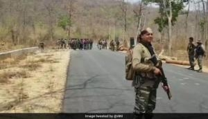 Naxal gunned down by security forces in Chhattisgarh