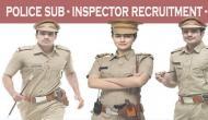 पुलिस सब-इंस्पेक्टर के लिए करें आवेदन, 10 अगस्त है अंतिम तारीख