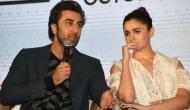Alia Bhatt, Ranbir Kapoor fight cold with warm smiles, see pic