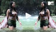 Splitsvilla season 11: सनी लियोनी ने घने जंगलों के बीच पानी में लगाया हाट डांस का तड़का