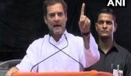 राहुल गांधी ने स्वीकार किया, 10 साल सत्ता में रहकर हम हो गए थे घमंडी