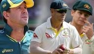 Ricky Ponting made a big statement over Steve Smith and David Warner's role in ball-tampering scandal
