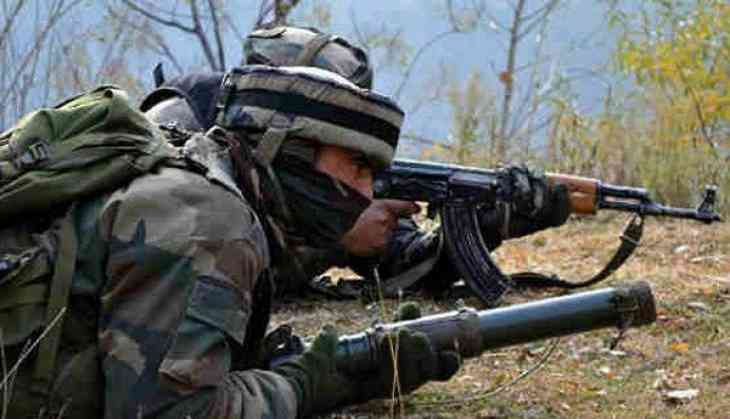 Encounter breaks out between security forces and terrorists in Pulwama district of Jammu and Kashmir