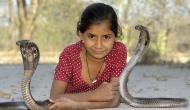 Video: कोबरा सांपों से है यूपी की इस लड़की की गहरी दोस्ती, घर में पाल रखे हैं कई जहरीले सांप