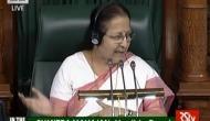 Lok Sabha Speaker Sumitra Mahajan condoles Karunanidhi's death
