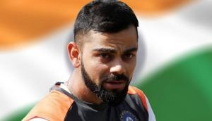 Independence Day 2018: Virat Kohli paints himself into patriotism, challenges Shikhar Dhawan and Rishabh Pant to wear traditional Indian dress