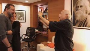 पूजा भट्ट और संजय दत्त कर रहे हैं ब्लॉकबस्टर फिल्म के सीक्वल की तैयारी, तस्वीर ने कर दिया खुलासा